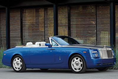 Used 2008 Rolls-Royce Phantom Drophead Coupe