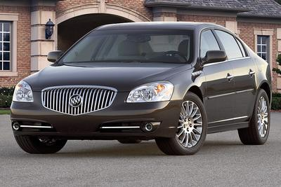 Used 2008 Buick Lucerne CXS