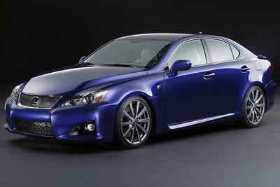 Used 2008 Lexus IS-F