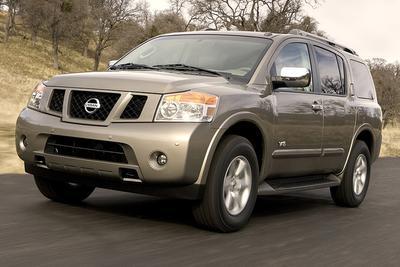 Used 2008 Nissan Armada LE