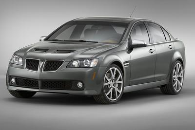 Used 2008 Pontiac G8 Base