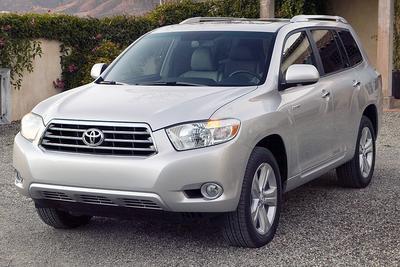 Used 2008 Toyota Highlander Limited