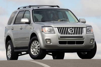 Used 2008 Mercury Mariner V6