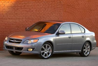 Used 2008 Subaru Legacy Ltd w/VDC