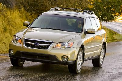 Used 2008 Subaru Outback 3.0R L.L. Bean Edition