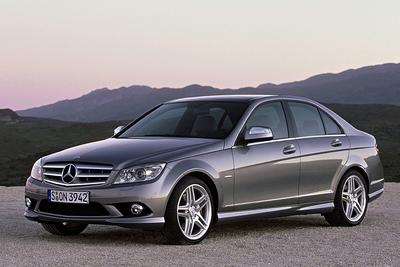 Used 2008 Mercedes-Benz C300 Sport