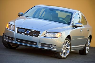 Used 2008 Volvo S80 T6