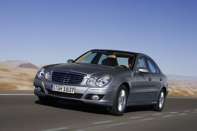 Used 2008 Mercedes-Benz E 350 4MATIC