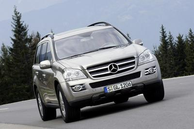 Used 2008 Mercedes-Benz GL 450 4MATIC