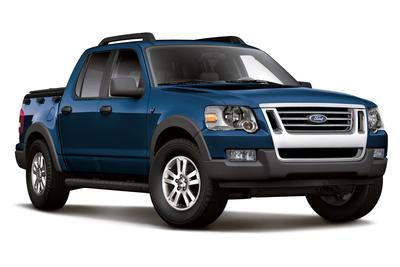 Used 2008 Ford Explorer Sport Trac XLT