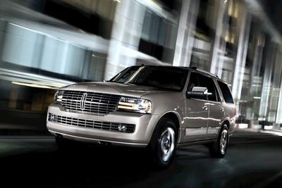 Used 2008 Lincoln Navigator Base