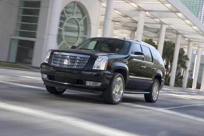 Used 2008 Cadillac Escalade ESV Platinum Edition