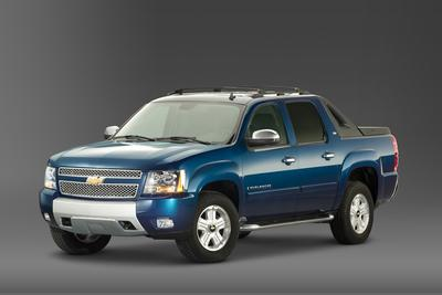 Used 2008 Chevrolet Avalanche LTZ