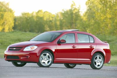 Used 2008 Chevrolet Cobalt SS Turbocharged