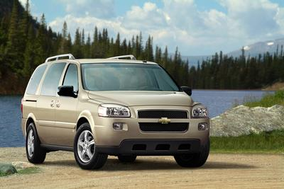 Used 2008 Chevrolet Uplander LS Fleet