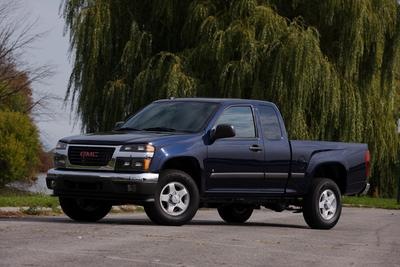 Used 2008 GMC Canyon