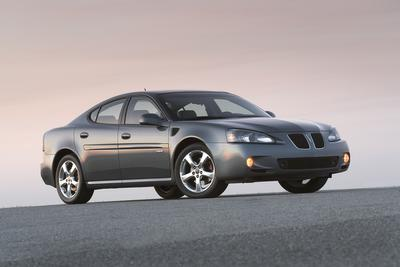 Used 2008 Pontiac Grand Prix GXP