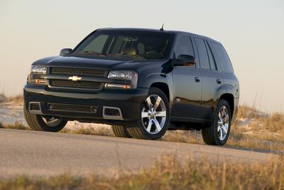 Used 2008 Chevrolet TrailBlazer Fleet
