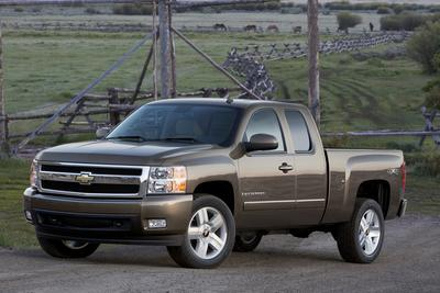 Used 2008 Chevrolet Silverado 1500 LT Extended Cab