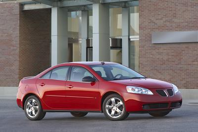 Used 2008 Pontiac G6 Base