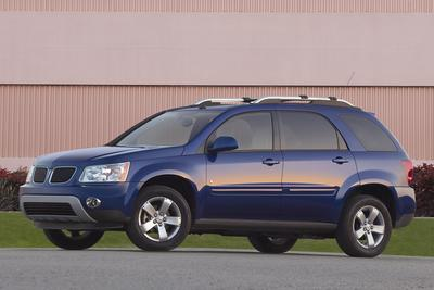Used 2008 Pontiac Torrent