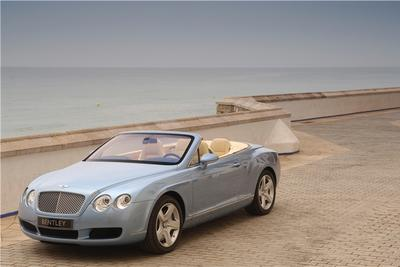 Used 2008 Bentley Continental GTC