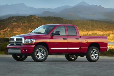 Used 2008 Dodge Ram 1500 SLT Quad Cab