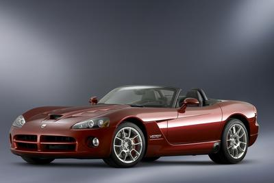 Used 2008 Dodge Viper SRT-10