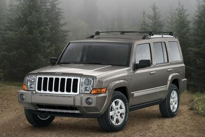 Used 2008 Jeep Commander Limited