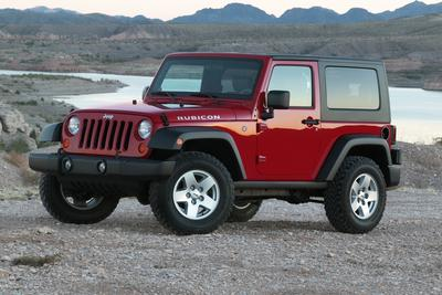 Used 2008 Jeep Wrangler Rubicon