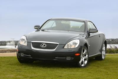 Used 2008 Lexus SC 430