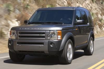 Used 2008 Land Rover LR3 SE