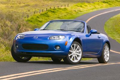 Used 2008 Mazda MX-5 Miata Sport