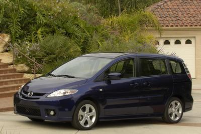Used 2008 Mazda Mazda5 Sport