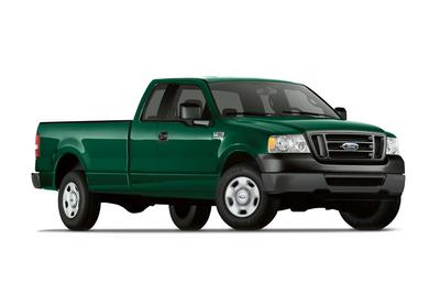 Used 2008 Ford F-150 FX4 SuperCrew