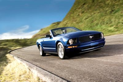 2008 Ford Mustang UNKNOWN