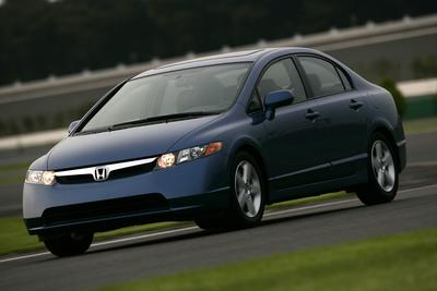 Used 2008 Honda Civic EX-L
