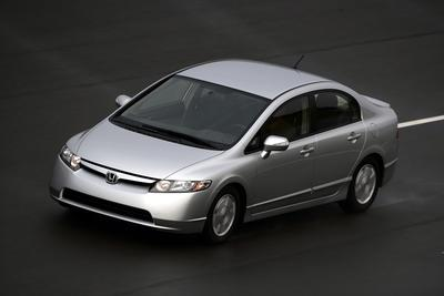 Used 2008 Honda Civic Hybrid