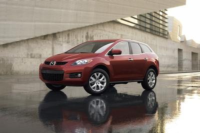 Used 2008 Mazda CX-7 Grand Touring