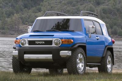Used 2008 Toyota FJ Cruiser