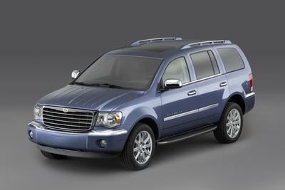 Used 2008 Chrysler Aspen Limited