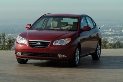 Used 2008 Hyundai Elantra GLS