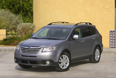 Used 2008 Subaru Tribeca 5-Pass Ltd