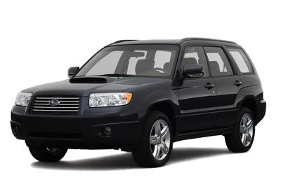 Used 2008 Subaru Forester Sports 2.5 XT