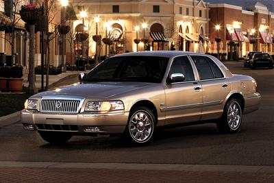 Used 2008 Mercury Grand Marquis LS
