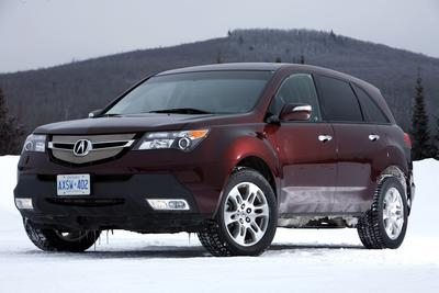 2008 Acura MDX 3.7L Technology