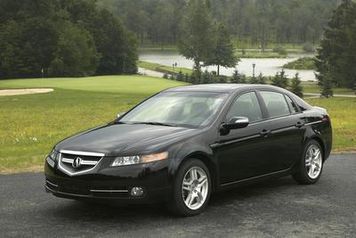 Used 2008 Acura TL Type S w/Navigation