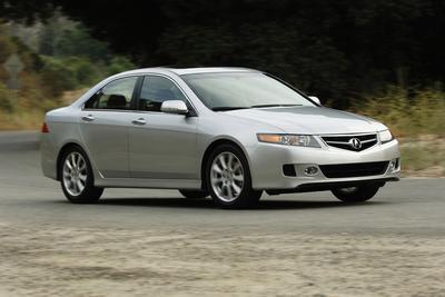 Used 2008 Acura TSX 2.4