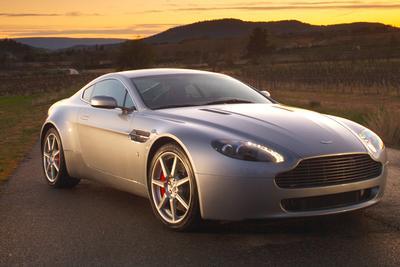 Used 2008 Aston Martin V8 Vantage