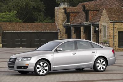 Used 2008 Audi A6 4.2 quattro